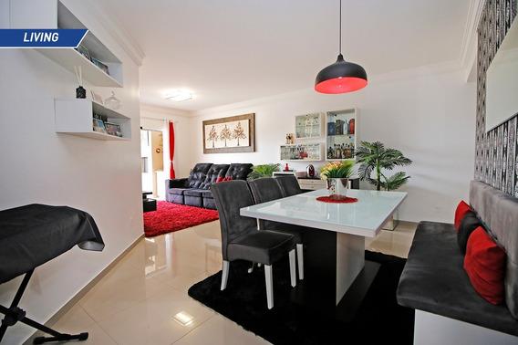 Acrc Imóveis - Apartamento Semi Mobiliado De Alto Padrão Para Venda No Bairro Ponta Aguda - Ap03195 - 34786997