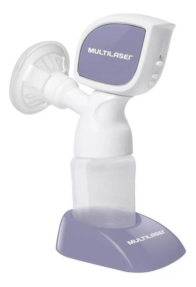 Bomba Extrator Tira Leite Materno Elétrica Multikids Baby