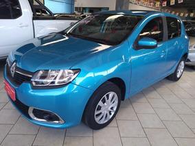 Renault Sandero 1.0 16v Expression Hi-flex 2015 Multimidia