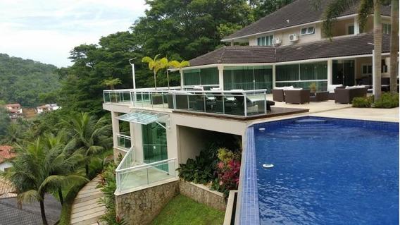 Casa Espetacular Em Um Dos Melhores Condomínios Da Região Oceânica - Ca0031