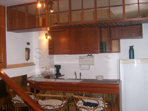 Famoso Residencial Flat Morumbi Disponível Para Venda Fora Do Pool. - Sf25796