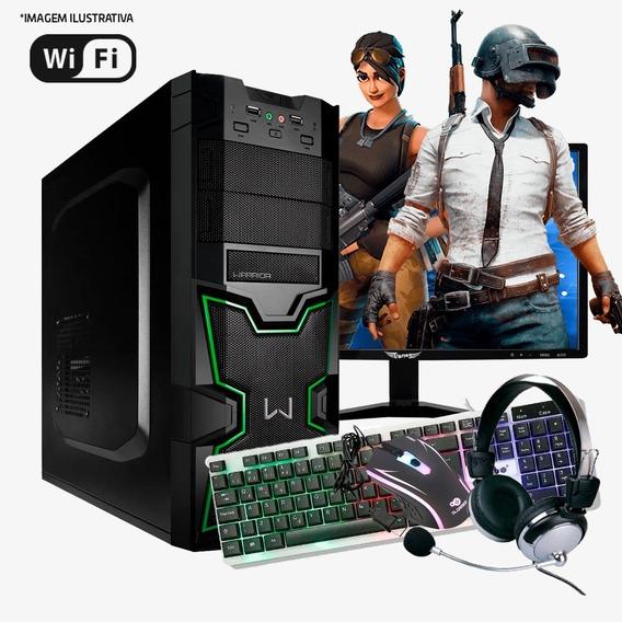 Pc Gamer I5 4ª, 16gb Ram, Hd 500gb, Gtx 1660 6gb Completo