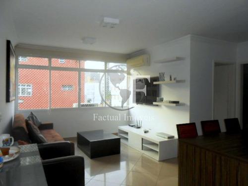 Apartamento Com 2 Dormitórios À Venda, 85 M² Por R$ 400.000,00 - Enseada - Guarujá/sp - Ap10213