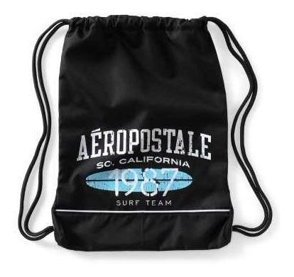 Mchila Aeropostale So Cal Drawstring Bag