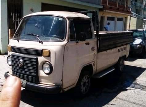 Volkswagen Kombi Carroceria/pick-up