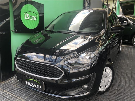 Ford Ka 1.0 Se Plus Flex 5p - 12.000km