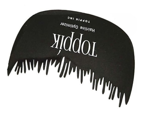 Pente Aplicador Toppik Hair Hairline Optimizer Cabelos