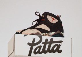 Air Jordan 7 Retro Patta Shimmer