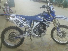 Yamaha Wr250f Nota Fiscal Oficial E Di