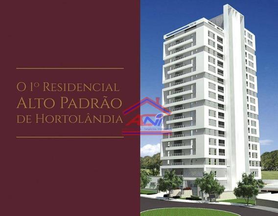 Apartamento Com 3 Dormitórios À Venda, 124 M² - Torre Saint Michael - Hortolândia/sp - Ap0080