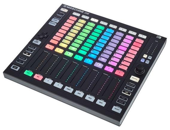 Controladora Native Maschine Jam