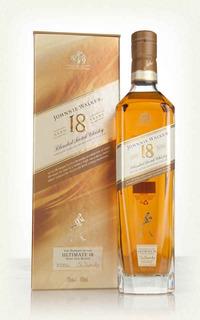 Whisky Jonnie Walker 18 Años 750 Ml Original Dekor