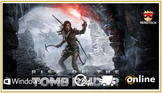 Rise Of The Tomb Raider Pc Digital Original