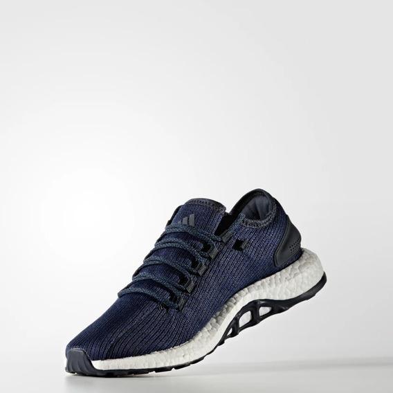 Tênis adidas Original Pureboost Azul Ba 8898