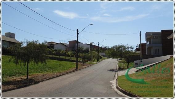 Terreno Em Itupeva No Condomínio Colinas De Inhandjara - 3596
