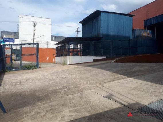 Galpão Para Alugar, 10.226,06 M² Por R$ 110.000/mês - Vila Santa Rita De Cássia - São Bernardo Do Campo/sp - Ga0342