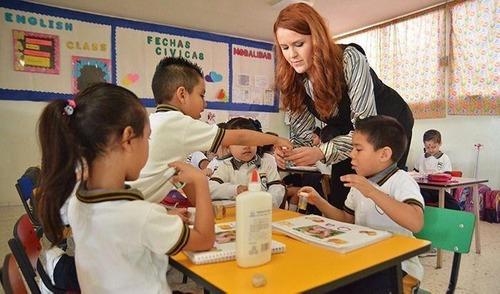 Colegio Con Pre-escolar, Primaria Y Secundaria En Cancun, México.