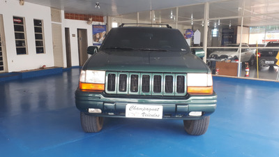 Jeep Grand Cherokee Limited 4x4 V8