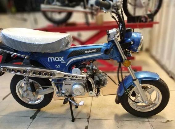 Honda Dax Motomel Max 110 0km 2020 Tarjetas 12 Y 18 Cuotas