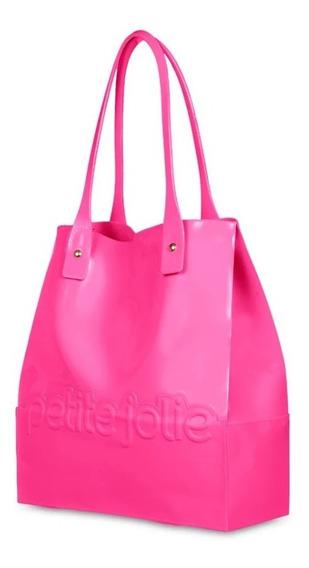 Bolsa Shopper Bag Petite Jolie Pj3911 Pj4319 Mega Promocao Bloguerinha