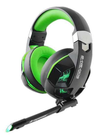 Headset Gamer Dragonwar G-hs-009 Imperial Ultra Resistente