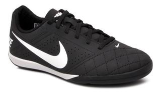 Tênis Futsal Nike Beco Preto Branco 646433