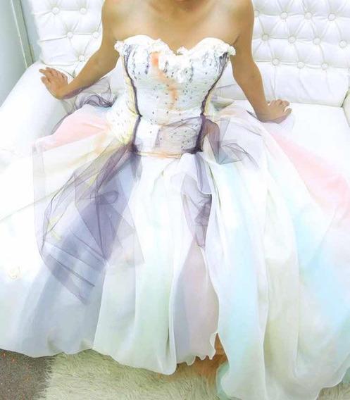 Vestido De 15 Diseño Único