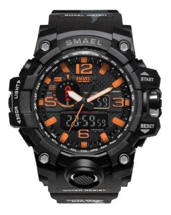 Relógio Masculino Militar Shock Esportivo Smael 1545/11