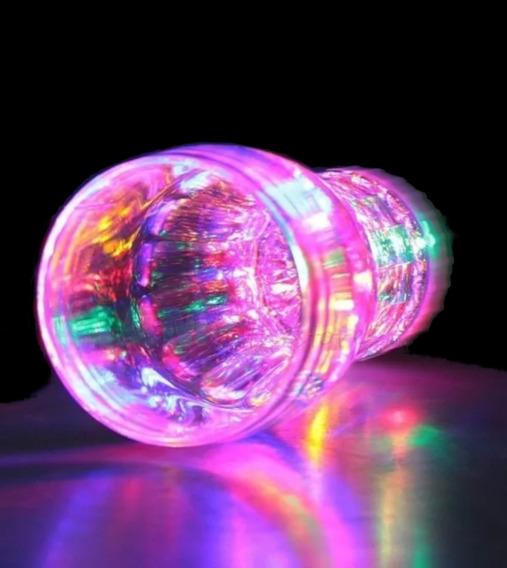Vaso Luminoso Led Multicolor - Fiesta Bar Antro Rave 320 Ml