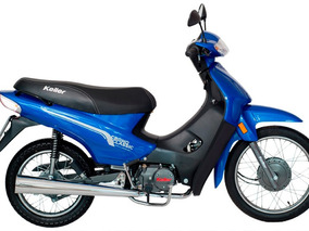 Keller 110 2019 0km Rbk Motos
