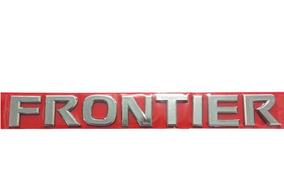 Emblema Da Frontier Logomarca Adesiva Orignal Nissan Nova