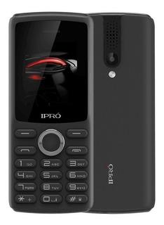 Celular Libre Ipro A11 Negro Cam Fm Linterna Mp4 Dual Sim Mi
