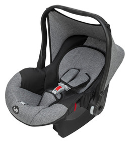 Bebê Conforto Cadeirinha Carro Silver Cs - Tutti Baby