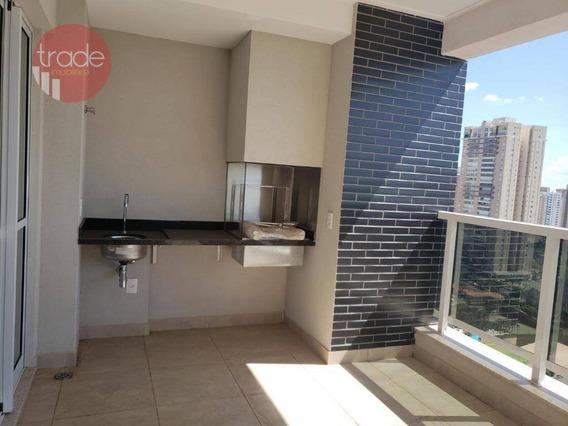 Apartamento Com 3 Dormitórios À Venda, 158 M² Por R$ 859.541 - Jardim Botânico - Ribeirão Preto/sp - Ap4562