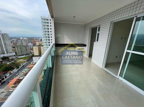 Apart. 2 Dorms, Caiçara, Entrada R$89 Mil,jga1029 - Vjga1029