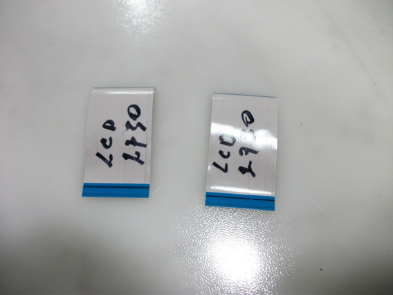 Cabo Flat T-com Gradiente Ld2730 Lcd 2730 - Frete R$ 10,00