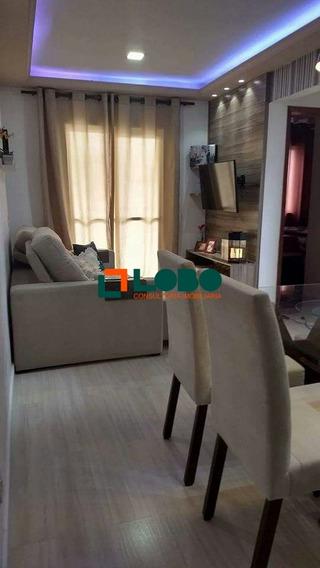Ótimo Apartamento Com Moveis Planejados - 212