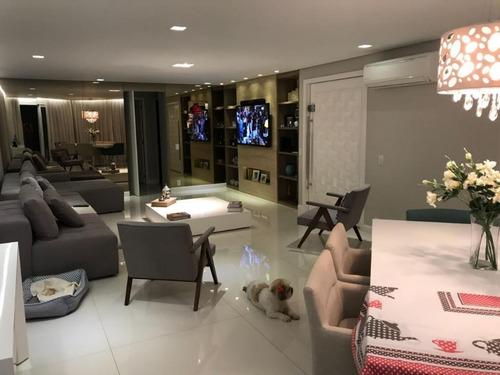 Imagem 1 de 21 de Apartamento Com 3 Dormitórios À Venda, 156 M² Por R$ 1.696.000,00 - Santa Terezinha - São Paulo/sp - Ap5658v
