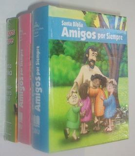 Paquete Biblia Reina Valera 1960 Amigos Por Siempre