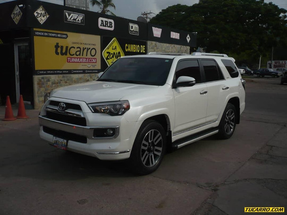 Toyota 4runner Secuencial