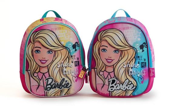 Mochila Espalda Barbie Jardin 12 Pulgadas