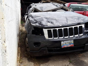 Chocados Jeep Grand Cherokee 4g