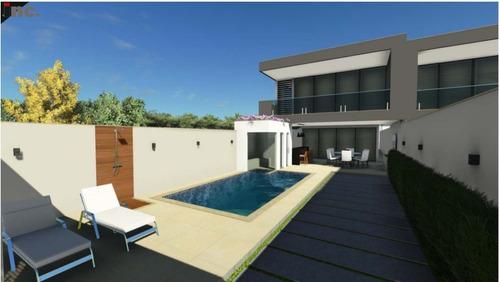 Em Construção - Maravilhosa Casa Em Interlagos De Itaúna - Projeto Contemporâneo. - I.itaúna Q - 69206467