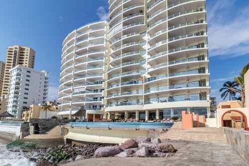 Exclusivo Condominio En Solaria, A Pie De Playa