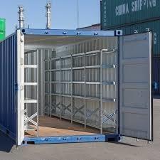 Arriendo Container 3m Y 6m Para Menaje De Casa