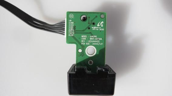 Sensor Bn41-02226a Controle Remoto Da Tv Samsung Un40h4203