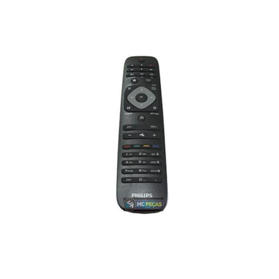 Controle Remoto Tv Philips Smart - Original Serve Em Todas!