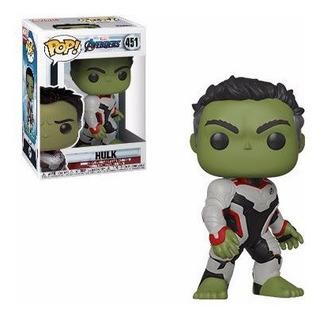 Funko Pop Hulk #451 Original Avengers Importado - Miltienda