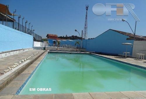 Apartamento Com 2 Dormitórios À Venda, 58 M² Por R$ 230.000,00 - Fonseca - Niterói/rj - Ap1134