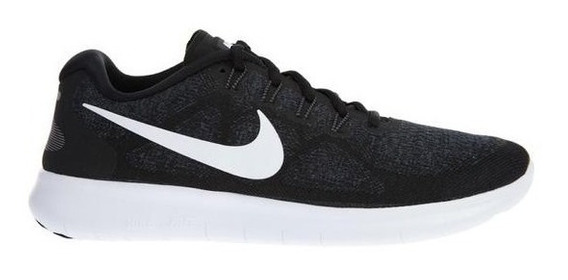 Tênis De Corrida Nike Free Rn Preto Running Corrida Flexível Original!